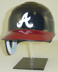 Atlanta Braves Rawlings REC Coolflo Full Size Baseball Batting Helmet