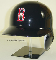 Boston Red Sox Rawlings LEC Full Size Baseball Batting Helmet