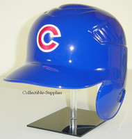 Chicago Cubs Blue Home Rawlings Coolflo LEC New Style Full Size Baseball Batting Helmet