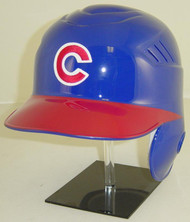 Chicago Cubs Rawlings Road LEC New Style Full Size Baseball Batting Helmet