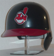Cleveland Indians Rawlings LEC Full Size Baseball Batting Helmet