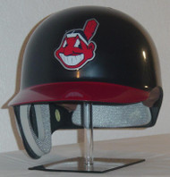 Cleveland Indians Rawlings REC Full Size Baseball Batting Helmet