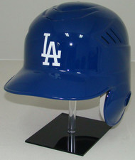 Los Angeles Dodgers Rawlings LEC Coolflo Full Size Baseball Batting Helmet
