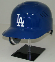 Los Angeles Dodgers Rawlings REC Coolflo Full Size Baseball Batting Helmet