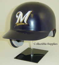 Milwaukee Brewers Rawlings REC Full Size Baseball Batting Helmet