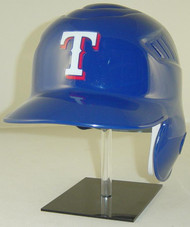 Texas Rangers Rawlings LEC Full Size Baseball Batting Helmet