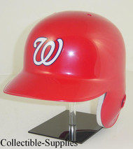 Washigton Nationals Rawlings Home LEC Full Size Baseball Batting Helmet