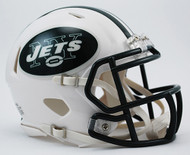 New York Jets Revolution SPEED Mini Helmet