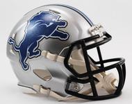 Detroit Lions Revolution SPEED Mini Helmet