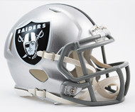 Oakland Raiders Revolution SPEED Mini Helmet