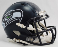 Seattle Seahawks Revolution SPEED Mini Helmet