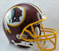 Washington Redskins Riddell Full Size Authentic Proline Helmet