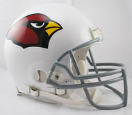 Arizona Cardinals Riddell Full Size Authentic Proline Helmet