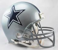 Dallas Cowboys Riddell Full Size Authentic Proline Helmet