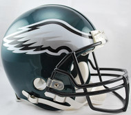 Philadelphia Eagles Riddell Full Size Authentic Proline Helmet