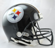 Pittsburgh Steelers Riddell Full Size Authentic Proline Helmet