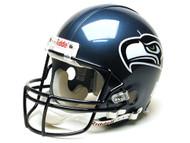 Seattle Seahawks 2002-2011 Riddell Full Size Authentic Proline Helmet