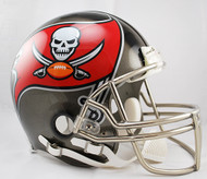 Tampa Bay Buccaneers Riddell Full Size Authentic Proline Helmet