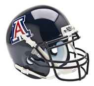 Arizona Wildcats Schutt Mini Authentic Helmet