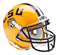 LSU Tigers Schutt Mini Authentic Helmet
