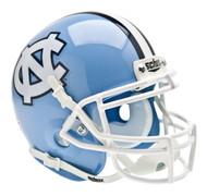 North Carolina Tar Heels Schutt Mini Authentic Helmet