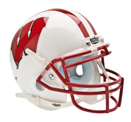 Wisconsin Badgers Schutt Mini Authentic Helmet