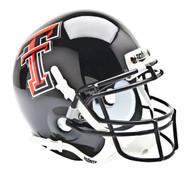Texas Tech Red Raiders Schutt Mini Authentic Helmet