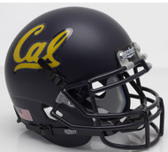 Cal Berkeley Golden Bears Schutt Mini Authentic Helmet