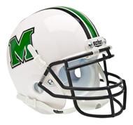Marshall Thundering Herd Schutt Mini Authentic Helmet