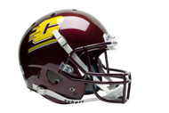 Central Michigan Chippewas Schutt Full Size Replica Helmet