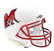 Miami-Ohio Redhawks Schutt Mini Authentic Helmet
