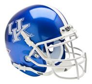 Kentucky Wildcats Schutt Mini Authentic Helmet