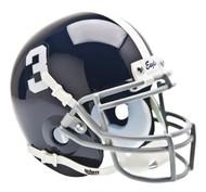 Georgia Southern Eagles Schutt Mini Authentic Helmet