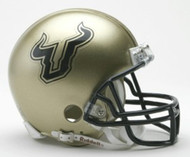 South Florida Bulls NCAA Riddell Mini Helmet