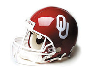 Oklahoma Sooners Riddell Full Size Authentic Proline Helmet