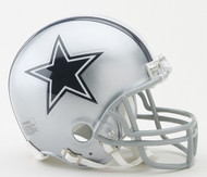 Dallas Cowboys Riddell Mini Helmet