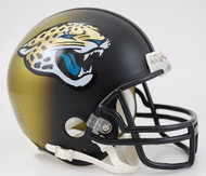 Jacksonville Jaguars Riddell Mini Helmet