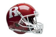 Rutgers Scarlet Knights Schutt Full Size Replica Helmet