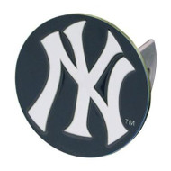 NEW YORK YANKEES LARGE MLB TRUCK TRAILER HITCH COVER