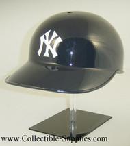 New York Yankees Rawlings Throwback Full Size Baseball Batting Helmet