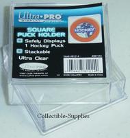 1 Ultra-Pro Hockey Puck Cube