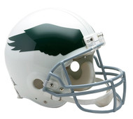 Philadelphia Eagles 1969-73 Throwback Riddell Full Size Authentic Helmet