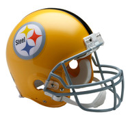 Pittsburgh Steelers 1962 Throwback Riddell Full Size Authentic Helmet