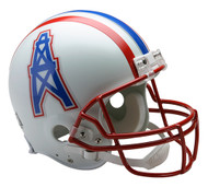 Houston Oilers 1981-96 Throwback Riddell Full Size Authentic Helmet