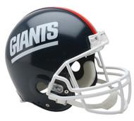 New York Giants 1981-99 Throwback Riddell Full Size Authentic Helmet