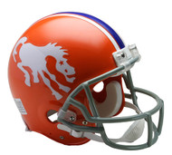 Denver Broncos 1966 Throwback Riddell Full Size Authentic Helmet
