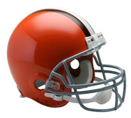 Cleveland Browns 1962-74 Throwback Riddell Full Size Authentic Helmet