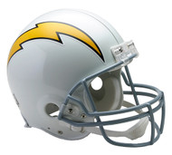 San Diego Chargers 1961-73 Throwback Riddell Full Size Authentic Helmet