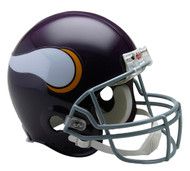 Minnesota Vikings 1961-79 Throwback Riddell Full Size Authentic Helmet