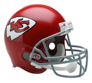 Kansas City Cheifs 1963-73 Throwback Riddell Full Size Authentic Helmet